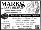 Marks East Side