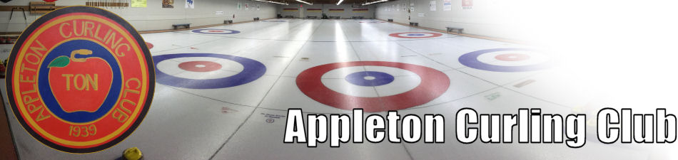 Appleton Curling Club banner